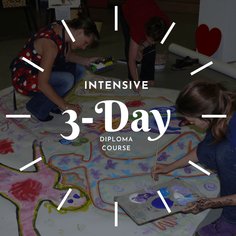 Art Therapy Courses Addon, On-campus Intensive