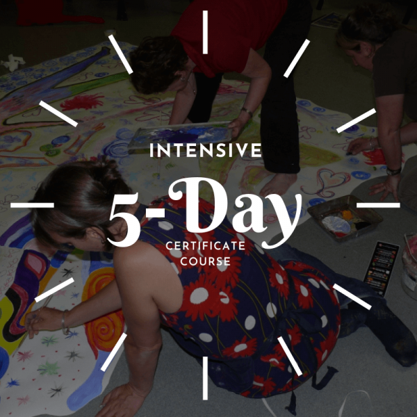 Art Therapy Courses, 5-Day Intensive