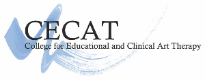 Art Therapy Courses, CECAT Logo