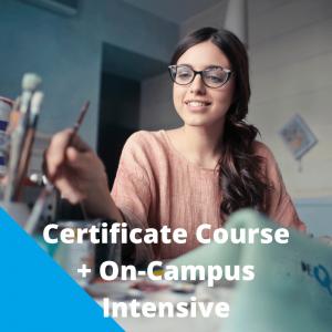 Certificate Course + On-Campus Intensive Bundle