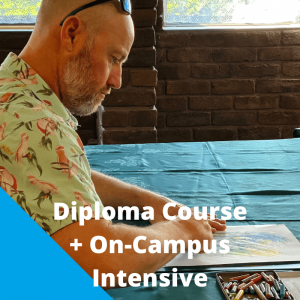 Diploma Course + On-Campus Intensive Bundle