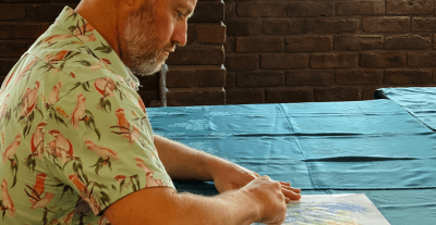 Online Art Therapy Courses